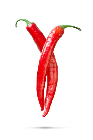 chilli sauce: Hot chili peppers