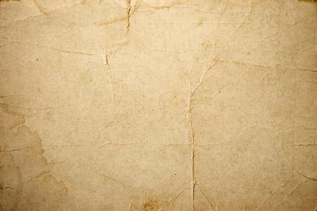 ビンテージの紙の模様。古い身に着け紙
