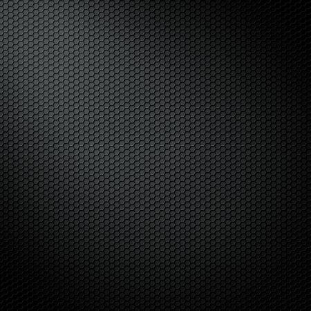 black carbon pattern texture