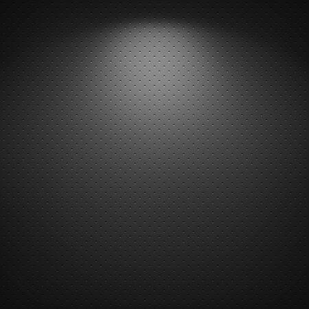 malla metalica: Fondo negro de la textura del círculo patrón