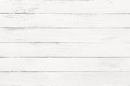 wooden boards: white old wood texture backgrounds Stock Photo