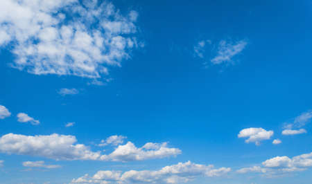 rainclouds: blue sky with clouds, sky background