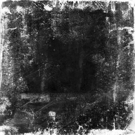 grunge papier textuur, de grens en de achtergrond