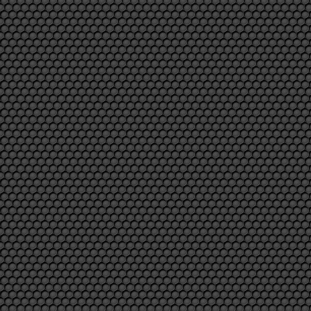 Black carbon seamless pattern