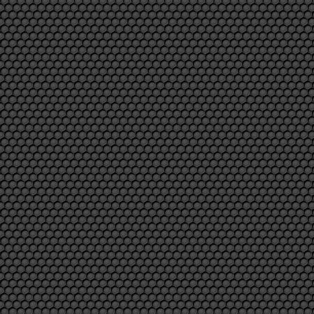 Schwarzer Kohlenstoff nahtlose Muster Standard-Bild - 34784715