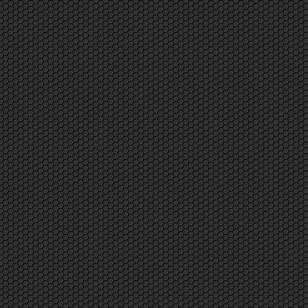 Black carbon seamless pattern