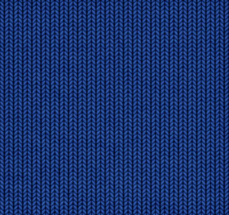 hinges: blue knitted texture background