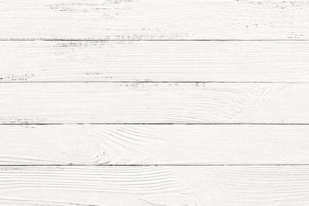 白い古い木材のテクスチャ背景