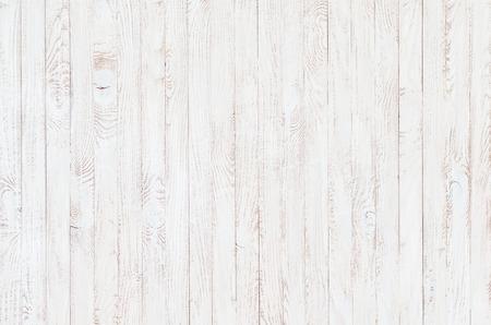 Blanc bois planche texture, fond lumière naturelle Banque d'images - 66703182
