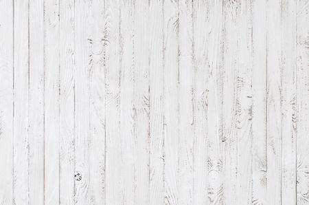 白い木の板テクスチャ、光の自然な背景