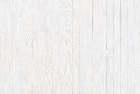 Białe tło tekstury drewna, drewniane tabeli widok z góry