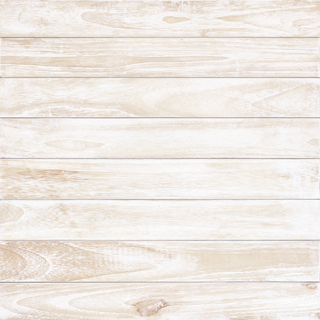 white wood texture, rustic background Standard-Bild