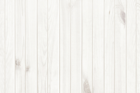 white wood texture background, wooden table top view