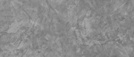 concrete wall pattern, wide texture background Standard-Bild - 129220201