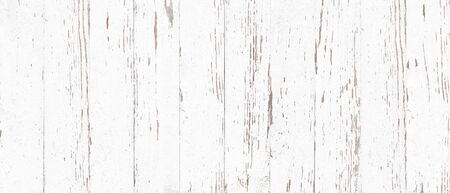 white wood texture background, natural wooden plank pattern Reklamní fotografie