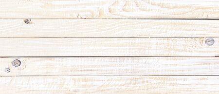 white wood texture background, natural wooden plank pattern Stok Fotoğraf