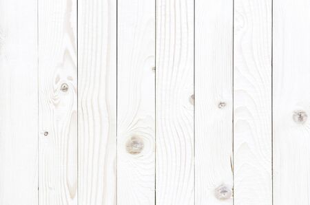 white wood texture background, table top view