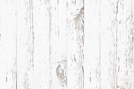 Fondo de textura de madera blanca, patrón natural Foto de archivo