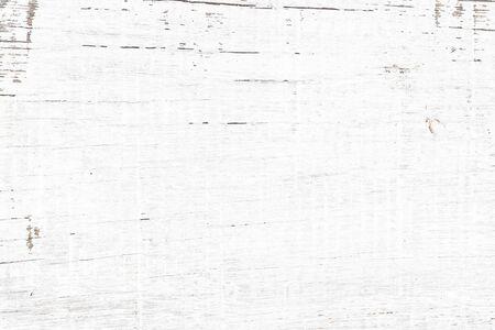 weißer Holzstrukturhintergrund, natürliches Muster Standard-Bild