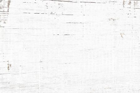 white wood texture background, natural pattern Stock Photo