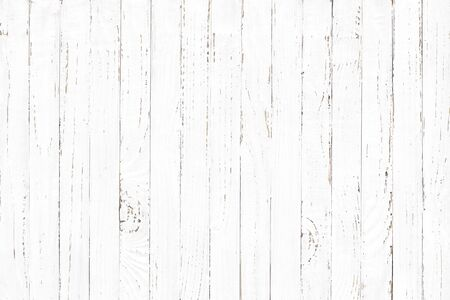 white wood texture background, natural wooden plank pattern