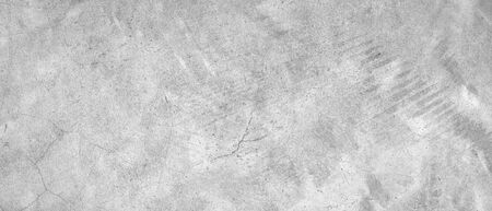 concrete wall texture, natural gray concrete pattern, background with copy space