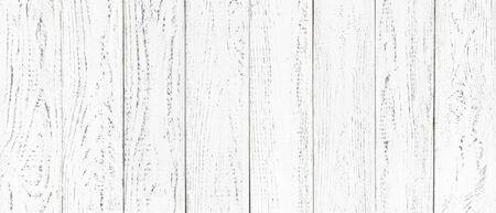 wood texture, old wooden board pattern, white copy space Standard-Bild - 141621766