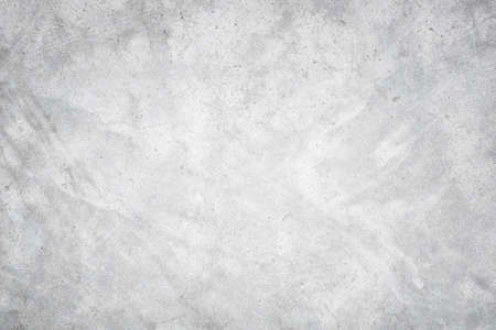 concrete wall texture, natural gray concrete pattern, background with copy space Banque d'images