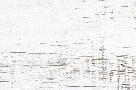 white wood texture background, wide wooden plank pattern Banque d'images