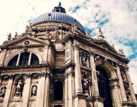 academia: Academia Church In Venice