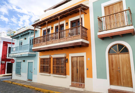 rican: San Juan Streets
