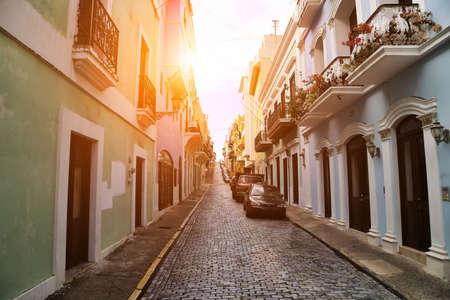 San Juan Streets