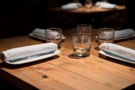 Bar table Zdjęcie Seryjne