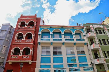rico: Puerto Rico San Juan Streets