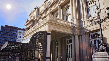 Buenos Aires Theater (Teatro Colon) Editorial