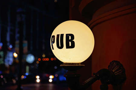 Toronto pub at downtown location