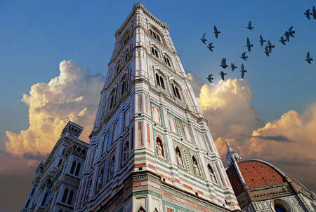 Landmark Il Duomo Cathedral in Florence