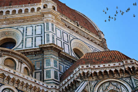 Landmark Duomo Cathedral in Florence