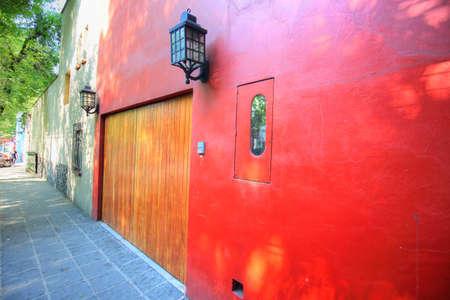 Beautiful Coyoacan Streets
