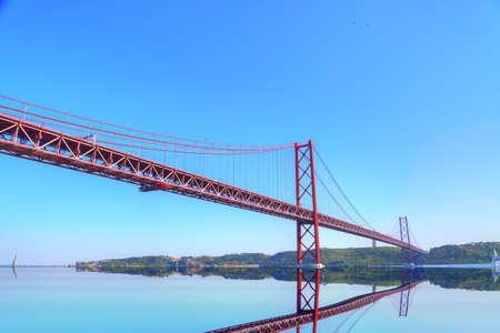 Lisbona, Landmark sospensione 25 aprile ponte