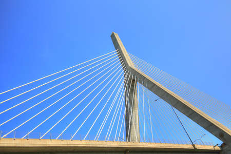 Boston, Zakim Bunker Hill Memorial Bridge