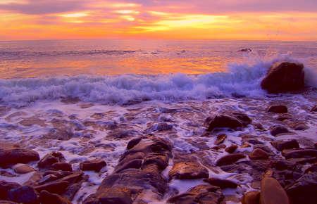 Sunset - Black Sea