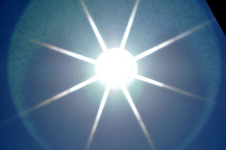 aureola: diffraction