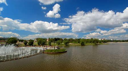 Tsaritsino Park