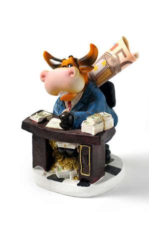 moneybox Stock Photo