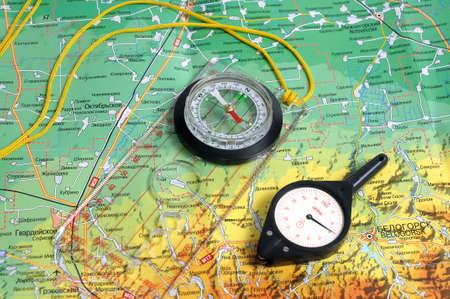 distances: map