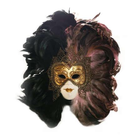 Art mask Stock Photo