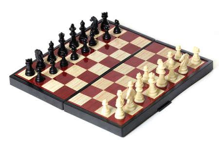 gamesmanship: Ajedrez Foto de archivo