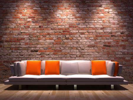 Interieur design serie: 3D interieur