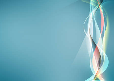 abstract swirls: Abstract blurred geometric background with glowing lines